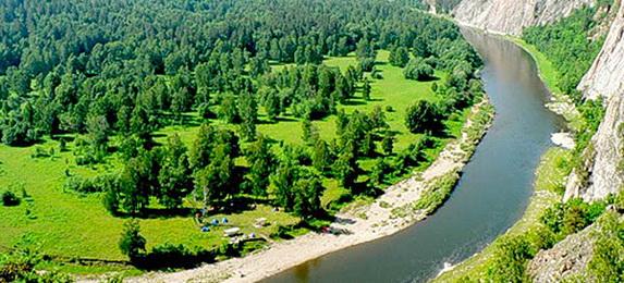 Растительность Башкортостана