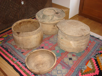 Кухонная утварь Башкир