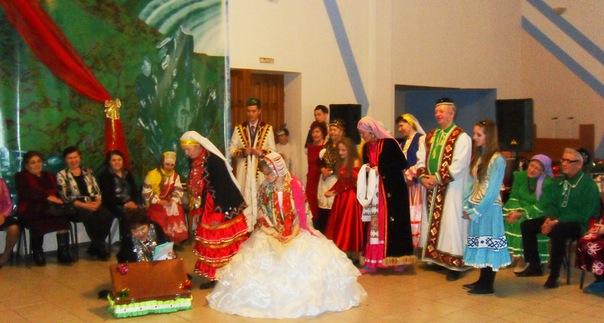 Башкирская свадьба